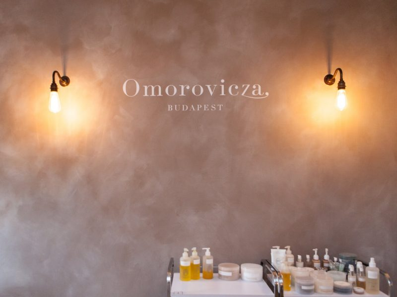 Omorovicza Liberty London treatment room retail design beauty bespoke design manufacturer