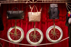 ted baker the greatest showman selfridges oxford street window display bespoke prop manufacturer visual merchandising
