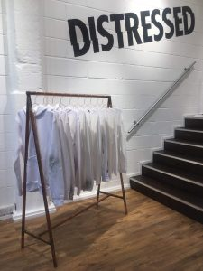 Highways England pop up shop bespoke manufacturing company retail design shop fit visual merchandising company