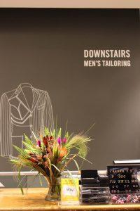 tm lewin chelsea in bloom retail design visual merchandising bespoke prop manufacturer window display