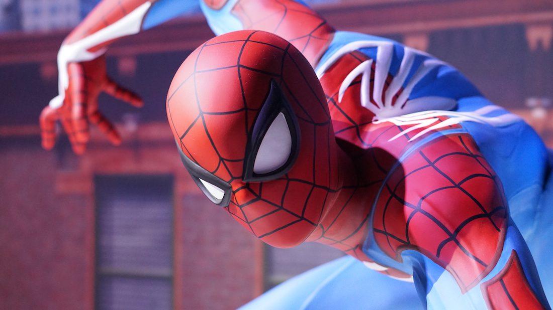 Spider-man PS4 Launch – Hello Flamingo