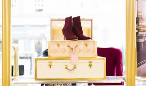 Lipsy fashion bespoke Oxford Street new store launch visual merchandising production instore