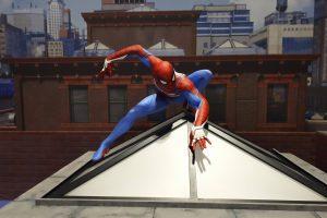 Spider-man PS4 Marvel event prop making