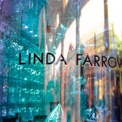 Linda Farrow - Max The Bear, Covent Garden, Christmas visual merchandising, display popup